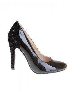 Pantofi de ocazie din lac Tina - Home > Pantofi -