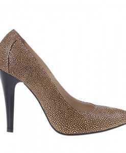 Pantofi din piele naturala Veronica - Home > Pantofi -