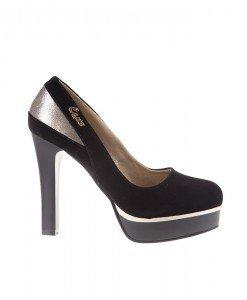 Pantofi din velur Arista - Home > Pantofi -