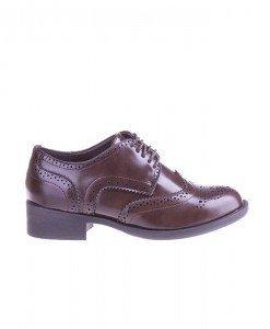 Pantofi oxford Louis brown - Home > Pantofi -