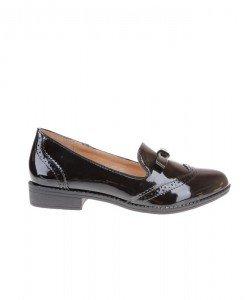 Pantofi oxford din lac Barieta - Home > Pantofi -