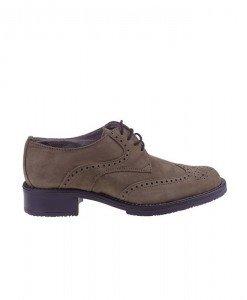 Pantofi oxford din piele naturala Evans - Home > Pantofi -