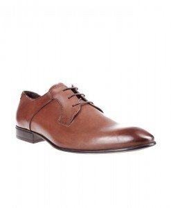 Pantofi piele barbati Federico brown - Home > Pantofi -