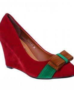Pantofi platforma Zinga - Home > Pantofi -