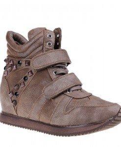 Pantofi sport Esther khaki - Home > SPORT -