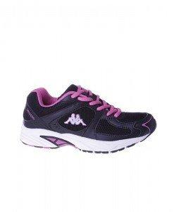Pantofi sport Kappa pink black - Home > Pantofi -
