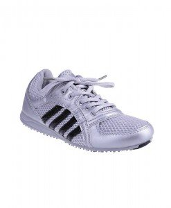 Pantofi sport Yuna argintii - Home > SPORT -