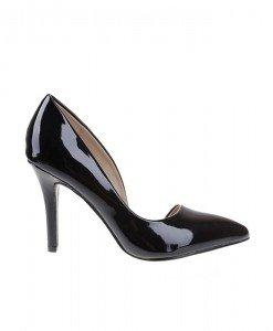 Pantofi stiletto din lac Idola - Home > Pantofi -