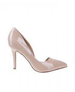 Pantofi stiletto din lac Perugia - Home > Pantofi -