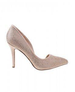 Pantofi stiletto din lac Sandra - Home > Pantofi -
