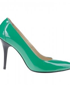 Pantofi stiletto din piele naturala Celine - Home > Pantofi -