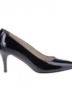 Pantofi stiletto din piele naturala Olivia - Home > Pantofi -