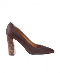 Pantofi stiletto din piele naturala Serena - Home > Pantofi -