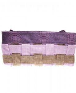 Plic de dama purple Casual - Home > Genti -