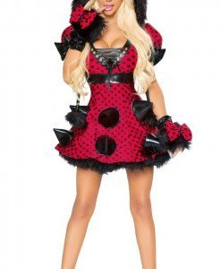 R235 Costum tematic Mickey Mouse - Personaje din desene - Haine > Haine Femei > Costume Tematice > Animalute > Personaje din desene