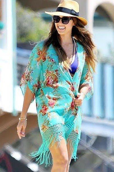 RV191 Tunica de plaja – Costume de plaja – Haine > Haine Femei > Costume de baie > Costume de plaja