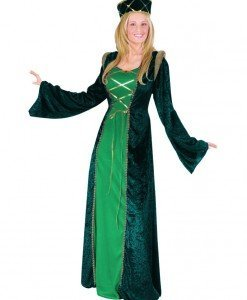 S213 Costum tematic medieval - Epoca - Medieval - Haine > Haine Femei > Costume Tematice > Epoca - Medieval