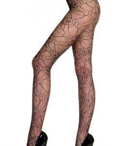 STK148-1 Ciorapi sexi cu model panza de paianjen - Ciorapi dama - Haine > Haine Femei > Ciorapi si manusi > Ciorapi dama