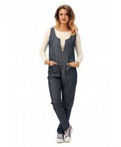 Salopeta jeans Kalila - Home > Feel Free -