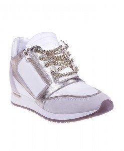 Sneakers Dyna white - Home > Pantofi -