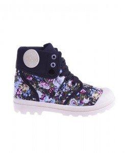 Sneakers Flower Power black - Home > SPORT -