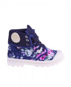 Sneakers Flower Power blue - Home > SPORT -