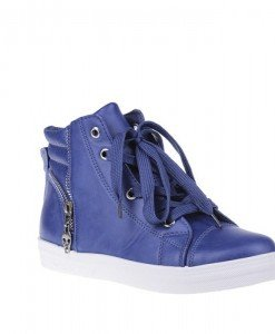 Sneakers Simina albastru - Home > SPORT -