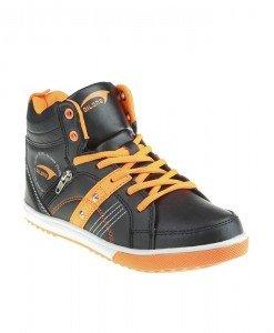 Sneakers orange black - Home > SPORT -