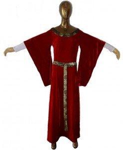 T216 Costum tematic medieval - Altele - Haine > Haine Femei > Costume Tematice > Altele