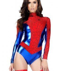 T439-43 Costum tematic sexy Spider Woman - Super Eroi - Haine > Haine Femei > Costume Tematice > Super Eroi