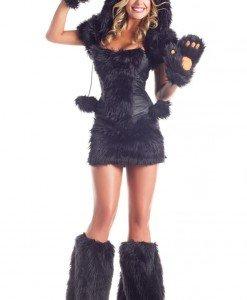 U211 Costum Halloween ursulet - Altele - Haine > Haine Femei > Costume Tematice > Animalute > Altele