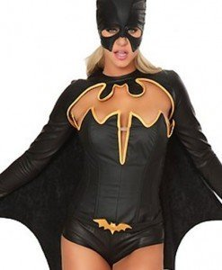 U247 Costum tematic Halloween Batman - Super Eroi - Haine > Haine Femei > Costume Tematice > Super Eroi