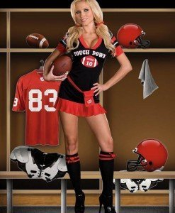 W385-1 Costum tematic sexi Rugby - Sport - Racing - Haine > Haine Femei > Costume Tematice > Sport - Racing