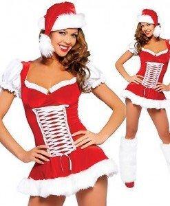 XM33 Costum tematic - Craciunita - Costume de craciunita - Haine > Haine Femei > Costume Tematice > Costume de craciunita