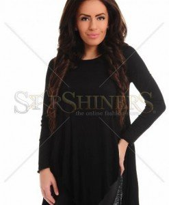 Bluza PrettyGirl Female Black - Bluze -