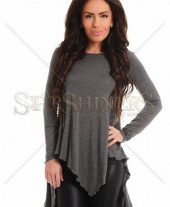 Bluza PrettyGirl Female Grey - Bluze -