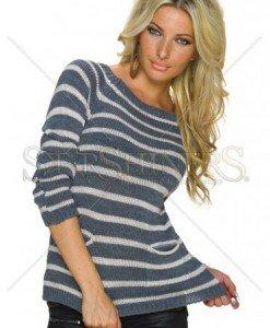 Pulover Spirited Wear Grey - Pulovere -