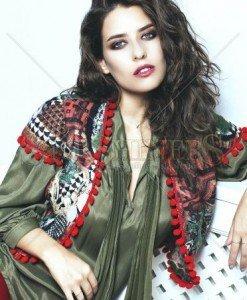Vesta Daniella Cristea Bright Green - Jachete -