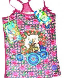 Bluza Desigual Vialtri fete 7-8 ani - Colectii - Desigual Kids