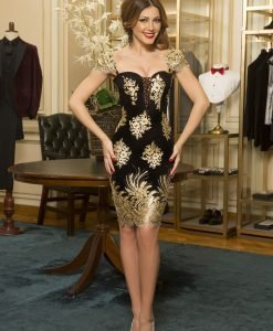 ROCHIE LUXURY DRESS - Rochii - Rochii > Colectia Ilinca Vandici