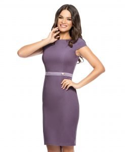 Rochie office chic mov 9278-1 - ROCHII OFFICE - BUSINESS