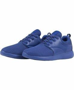 Adidasi Light Runner albastru cobalt-albastru cobalt Urban Classics - Incaltaminte urban - Urban Classics>Incaltaminte urban