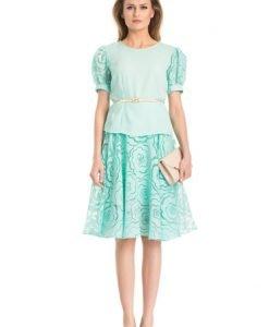 Bluza Daniella Cristea Sweet Confidence Mint - Bluze -