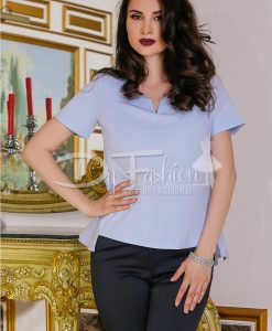 Bluza Ingrid Bleo De Zi De Vara - Haine - Bluze/Camasi
