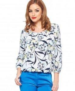 Bluza LaDonna Elegant White - Bluze -