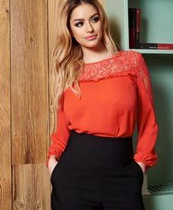 Bluza LaDonna Finest Mood Red - Bluze -