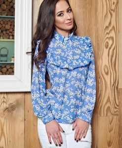 Bluza LaDonna Timeless Mood Blue - Bluze -