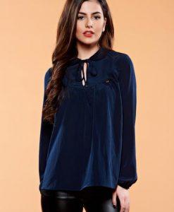 Bluza PrettyGirl Iconic Design DarkBlue - Bluze -