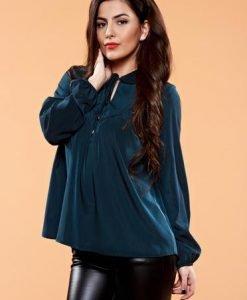 Bluza PrettyGirl Iconic Design DarkGreen - Bluze -