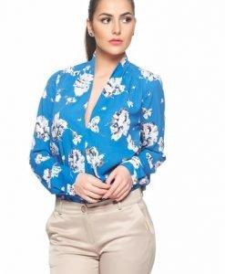 Bluza PrettyGirl Splendid Circle Blue - Bluze -